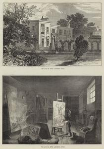 Landseer's House by Ebenezer Newman Downard