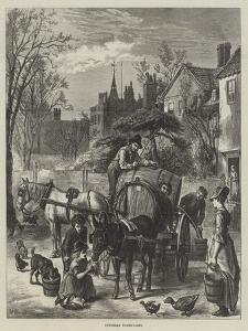 Suburban Water-Carts by Ebenezer Newman Downard