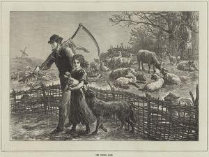 The Foster Lamb by Ebenezer Newman Downard