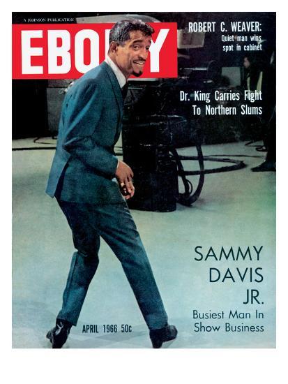 Ebony April 1966-G. Marshall Wilson-Photographic Print