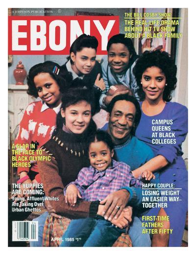 Ebony April 1985-Moneta Sleet Jr.-Photographic Print