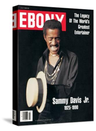 Ebony July 1990