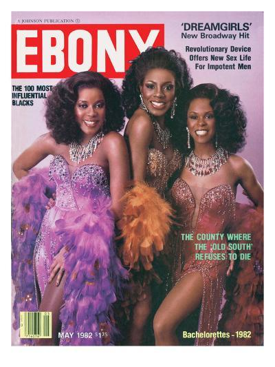 Ebony May 1982-Moneta Sleet Jr.-Photographic Print