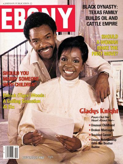 Ebony November 1982-Isaac Sutton-Photographic Print