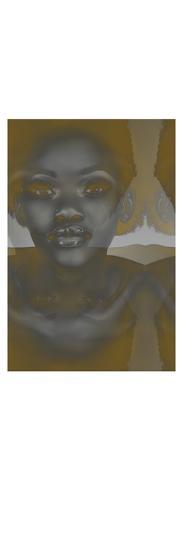 Ebony-NaxArt-Art Print