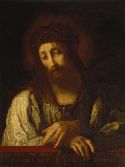 Ecce Homo, ca. 1600/24-Domenico Fetti-Giclee Print