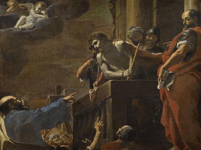 Ecce Homo-Mattia Preti-Giclee Print