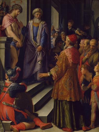 Ecce Homo-Agostino Ciampelli-Giclee Print