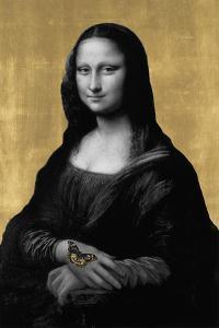 Gilded Enigma (after Leonardo da Vinci) by Eccentric Accents