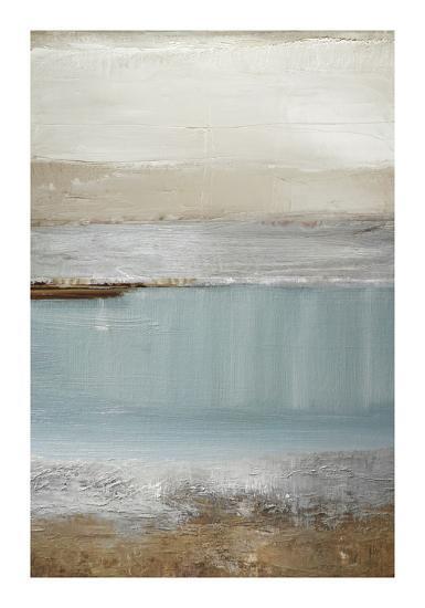 Echo Beach-Caroline Gold-Giclee Print