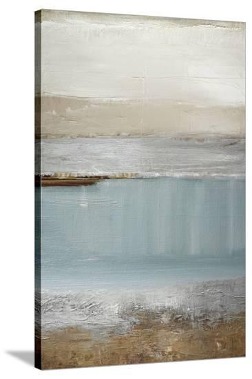 Echo Beach-Caroline Gold-Stretched Canvas Print