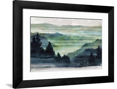 Echo Lake-Mark Chandon-Framed Giclee Print