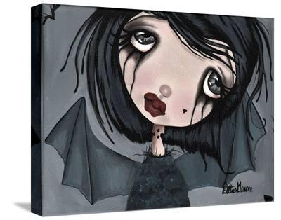Echo-Dottie Gleason-Stretched Canvas Print