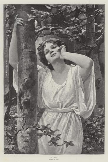Echo-Alfred Seifert-Giclee Print