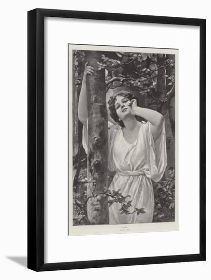 Echo-Alfred Seifert-Framed Giclee Print