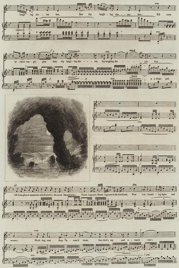 Echo-Samuel Read-Giclee Print