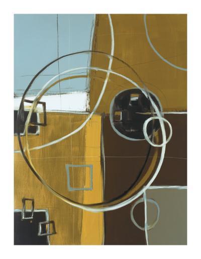 Echoes II-Mark Pulliam-Giclee Print