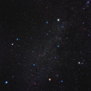Auriga Constellation by Eckhard Slawik