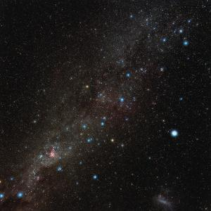 Carina Constellation by Eckhard Slawik