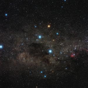 Crux Constellation by Eckhard Slawik