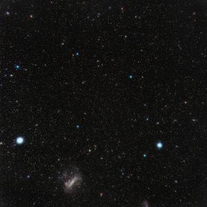 Large Magellanic Cloud by Eckhard Slawik