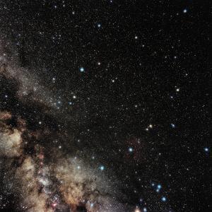 Ophiuchus Constellation by Eckhard Slawik