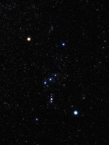 Orion Constellation by Eckhard Slawik