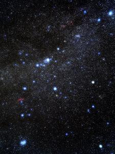 Perseus Constellation by Eckhard Slawik