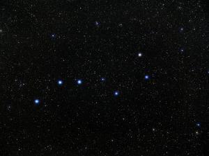 The Plough Asterism In Ursa Major by Eckhard Slawik