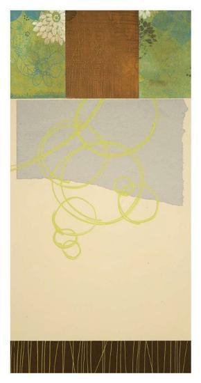 Eclectic Rhythms I-Bryan Martin-Art Print