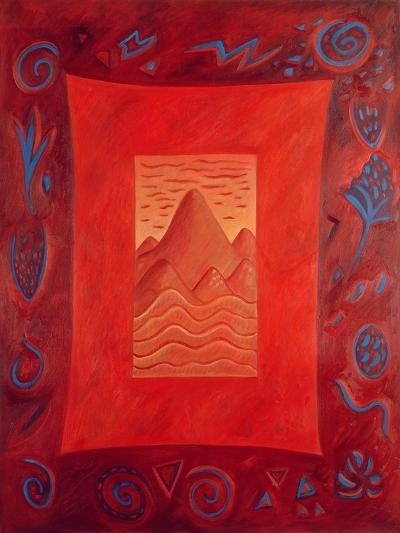 Eclipse, 1995-Marie Hugo-Giclee Print
