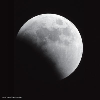 Eclipse II--Art Print