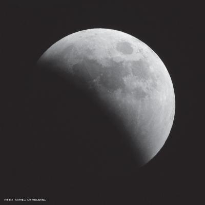 Eclipse III--Art Print