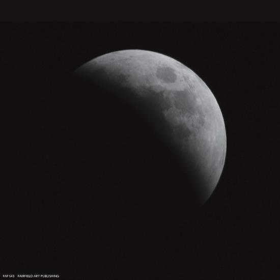 Eclipse IV--Art Print