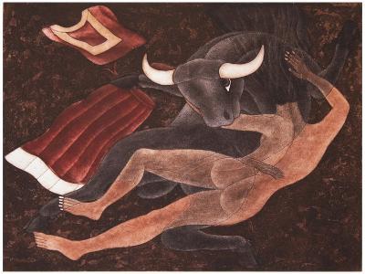Eclipse-Juan Alcazar-Giclee Print