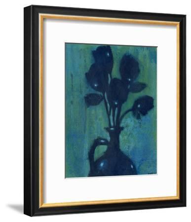 Eco Blooms II-Norman Wyatt Jr^-Framed Art Print