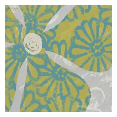 Eco Spin-Alonza Saunders-Art Print