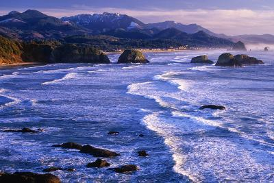 Ecola State Park IV-Ike Leahy-Photographic Print