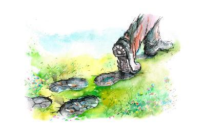 Ecology-okalinichenko-Art Print