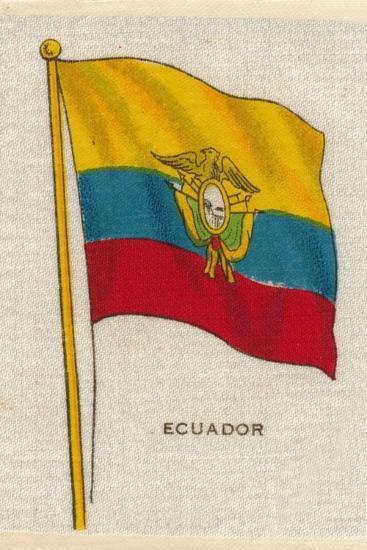 'Ecuador', c1910-Unknown-Giclee Print