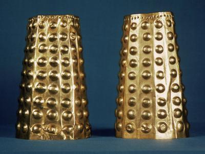 Ecuador: Gold Cuffs--Photographic Print