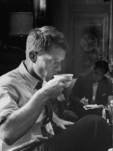 Attorney General Robert F. Kennedy During Freedom Riders Crisis by Ed Clark