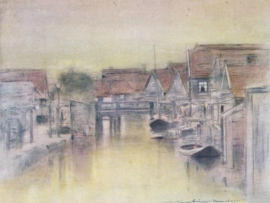 Edam-Mortimer Ludington Menpes-Giclee Print