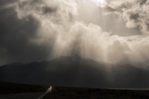 Mountain Road by Eddie Soloway