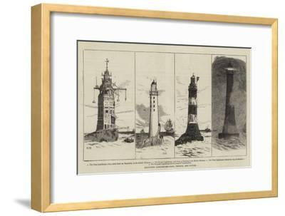 Eddystone Lighthouses, Past, Present, and Future