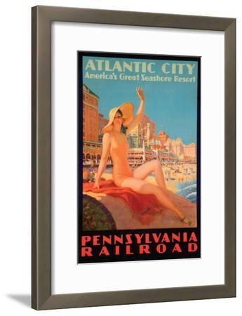 Atlantic City - Pennsylvania Railroad