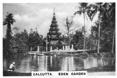 Eden Gardens, Calcutta, India, C1925--Giclee Print