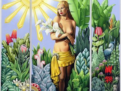 Eden (Triptych) 2006-Catherine Abel-Giclee Print