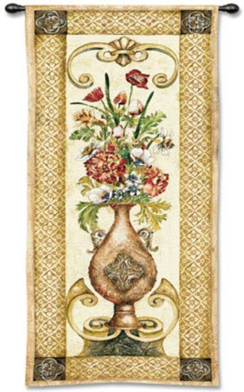 Edens Botanical I-Augustine (Joseph Grassia)-Wall Tapestry