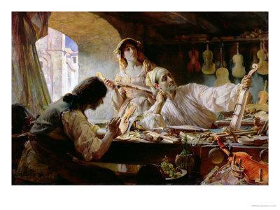 Antonio Stradivari, 1893